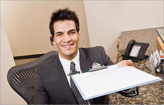 8. Administrative assistants Number of openings: 1,432 Mean Massachusetts salary: $51,410 Front desk jobs are always in demand in nearly every industry. SEARCH <a href='http://jobsearch.boston.monster.com/jobs/?q=administrative-assistant&where=State__3AMA&sort=rv.di.dt&cy=us' class='bold'>Administrative assistant jobs