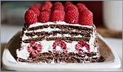 Icebox cake by 17 and Baking
