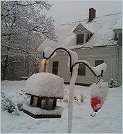 Share your October snowstorm photos