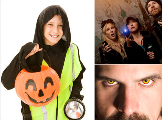 Halloween can be one of the most dangerous nights of the year, so to help you avoid a trip to your local hospital's emergency room, we've got tips from Dr. Matthew Gardiner of the Massachusetts Eye and Ear Infirmary. Take these precautions for a safety Halloween...