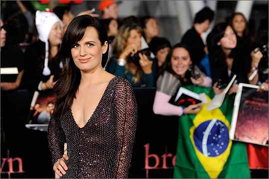 Elizabeth Reaser of 'Twilight'