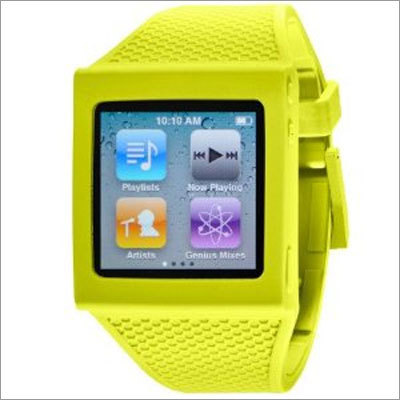 Watch band for iPod Nano Price: $ 22.24 This gadget turns your small iPod Nano into a watch you can wear while workout, running, and more.