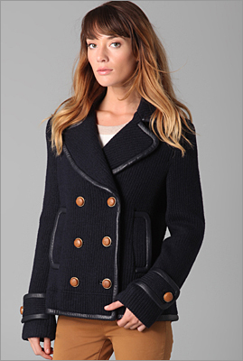 Tory Burch Berry coat