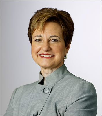 Patricia A. Woertz Archer Daniels Midland Co. Industry: Food and agriculture Company's stock