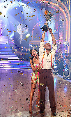J.R. Martinez, Dancing with the Stars