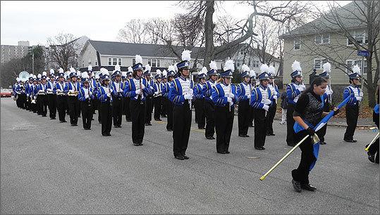 quincy parade