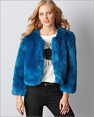 Loft fur jacket