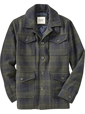 Old Navy barn jacket
