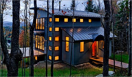 NH ski house