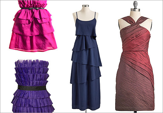 Perfect party dresses for the holiday season