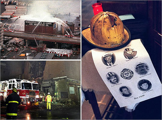 Remembering The Cold Storage Warehouse Fire