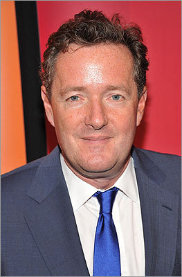 At one point in 2011, Piers Morgan seemed to be everywhere. He was a crabby judge on 'America's Got Talent' and took over the CNN talk show slot helmed by the iconic Larry King for decades. Already a divisive figure in his native Britain because of his tabloid journalism past, phone-hacking scandal ,--> TV talent show execs and cable news honchos think this guy is the cat's pajamas. But at least viewers will see less of Morgan in the new year -- the host left 'America's Got Talent' in 2011.