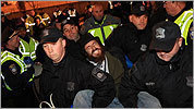 Occupy Boston raid