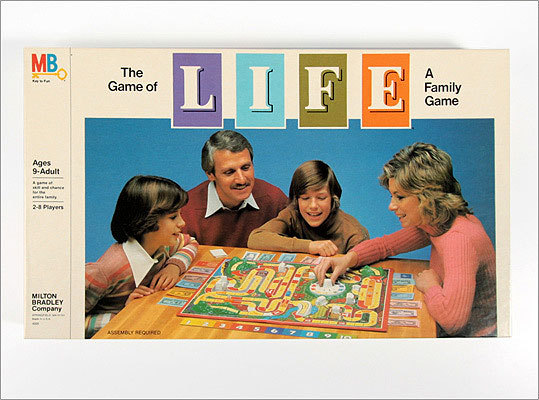 Games that allow kids to play as grownups Teach kids how to budget their money by giving games like 'The Game of Life' for about $19.99 and 'Monopoly' for $9.99 (junior version) to $39.99 (special editions). These games teach children how to live within their means, receive a paycheck, work investment deals, and pay their bills.