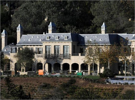 Tom Brady, Gisele Bundchen mansion