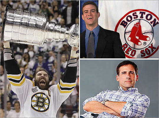 From the Bruins winning the Stanley Cup for the first time in 39 years, to Theo Epstein's departure from the Red Sox, to Steve Carell's return to Massachusetts, the past year wasn't at a loss for news. Take a look at the most-read stories on Boston.com in 2011.