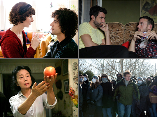 Wesley Morris's top 10 movies of 2011