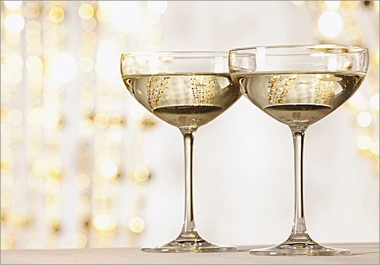 Kevin Zraly champagne and sparkling wine buying tips for New Year's Eve