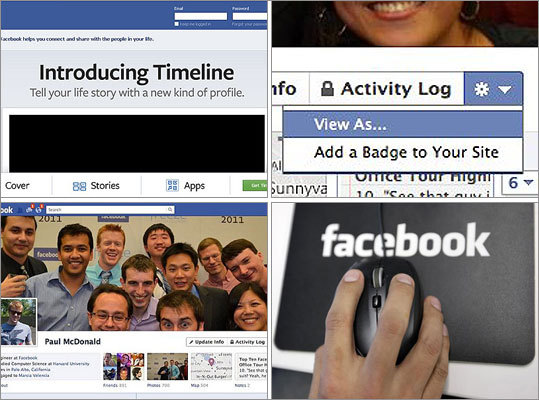 Over the next few days, everyone's Facebook page will be migrating to the new Timeline format. Timeline replaces your traditional profile page, which is just a snapshot of you today, with a scrapbook of your whole life. Once the change happens, you'll have seven days to clean up before it goes live. The highlights that make up Timeline are culled from what Facebook sees as important -- the stuff you and your friends have chosen to write or post photos about over the years. So it's crucial to spend time curating it, so your life doesn't come across as vain. If you're not careful, you also might reveal skeletons from your past to more recent friends.