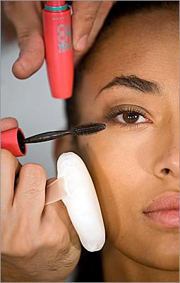 Replace expired cosmetics