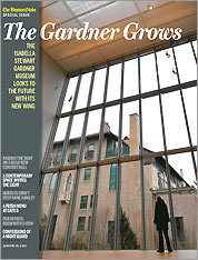 Globe special issue: The Gardner grows