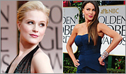 Golden Globes 2012: Red carpet trends