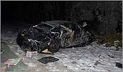 Timothy Murray's car crash