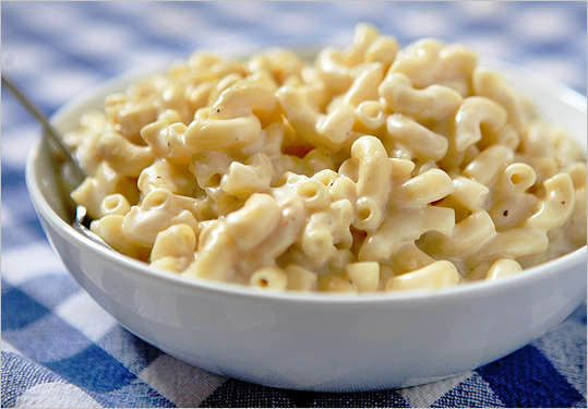Cauliflower macaroni and cheese Plucked from a cookbook, rightly named 'Deceptively Delicious,' this creamy mac will have your kids (and other veggie-averse household members) fooled with the sly integration of cauliflower puree. Recipe: Macaroni and cheese