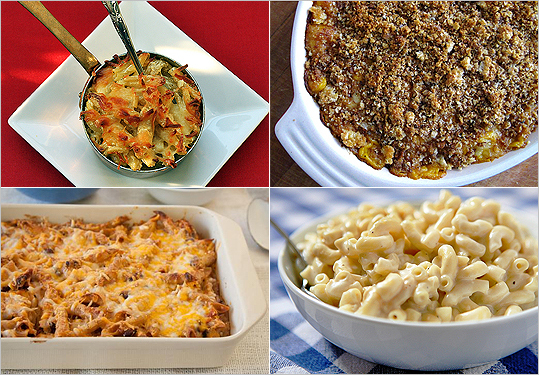 Searching for a satisfying and simple comfort food? Look no further than homemade macaroni and cheese. Check out some of our favorite recipes for all forms of mac from the Globe archives and notable celebrity chefs.