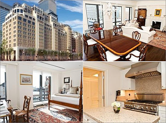 luxury boston condos for rent