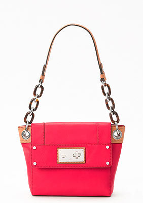 Milly red handbag