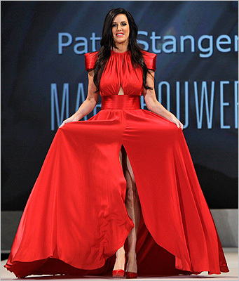 Patti Stanger in Marc Bouwer