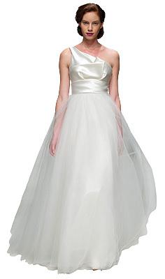 Amsale gown , $3,850 at Cristina's, 1 Main Street, Andover, 978-470-3956, cristinasbridal.com .