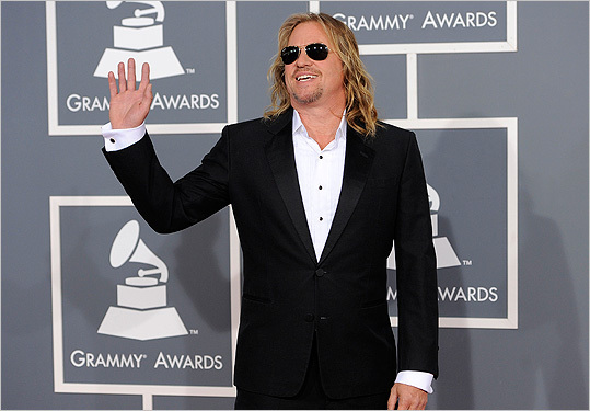 Val Kilmer at the Grammys