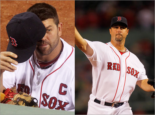 Fate of Sox legends still uncertain Pitchers and catchers report Feb. 19, but it's still not clear if two longtime members of the organization will fit that bill this year. Both Jason Varitek, the team's captain and master of handling the pitching staff, and knuckleballer Tim Wakefield, the longest serving player on the team who is seven wins from holding the all-time Sox record, want to be back. But management has not indicated if there will be a place for either on the 2012 roster.