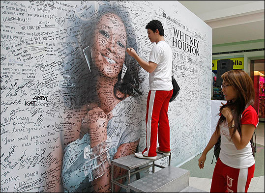 Whitney Houston Philippines