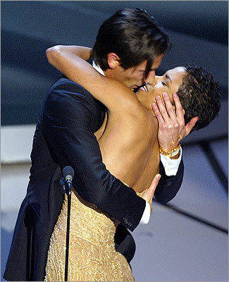 Halle Berry, Adrian Brody