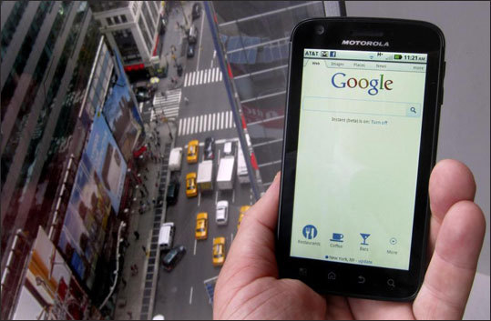 Nearly half the smartphone users in the United States have products that operate on Android, Google's operating system. These phones often share a variety of personal information with Google, ranging from the names in their phone directories to copies of the photos they take with the device's built-in camera. Learn how to change your location status here . Users without Google accounts can perform basic functions -- such as making phone calls and sending text messages -- but they cannot use some advanced features of the phone, such as downloading apps, like Skype, from the Android Market.