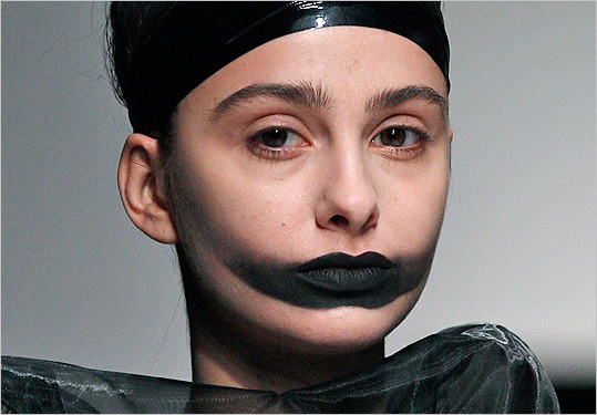 What we think Rooney Mara would might look like if left to her own devices. Devastee, Feb. 29.