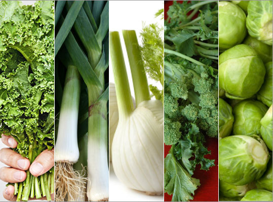 Whether on St. Patrick's Day or any day of the week, it's so easy to eat green. Nutrition and You blogger Joan Salge Blake offers up five super healthy green veggies to try, along with easy recipes, that have been around for ages but may be lesser known on your dinner plate....