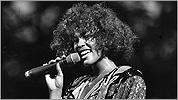Whitney Houston, before the fame