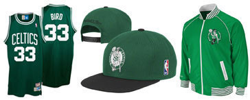 Boston.com Celtics Fan Shop