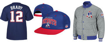 Boston.com Patriots Fan Shop