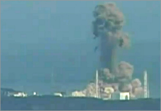 March 14, 2011 An image taken from news footage by Japanese public broadcaster NHK showed an explosion that shook the quake-damaged Japanese nuclear power plant.