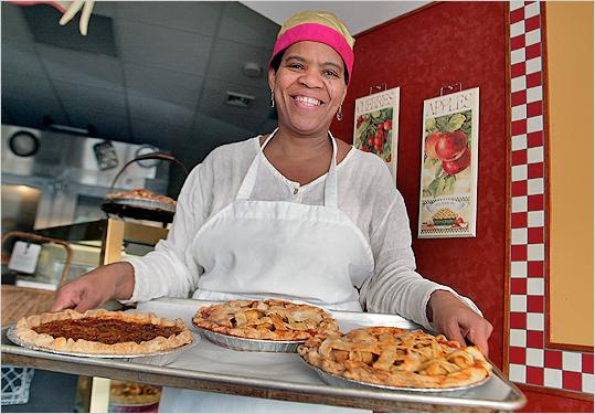 "Renee ""Petsi"" McLeod, Petsi Pies founder"
