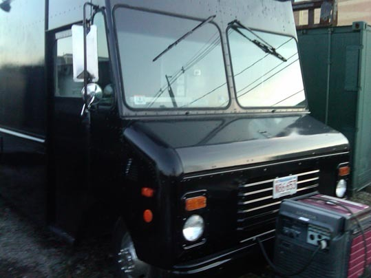 DeWitt said the board will vote on which food trucks will be licensed for the pilot program in April and the town will be monitoring the success of the program by gathering feedback from vendors, consumers, and the neighborhoods where food trucks are located. ''Personally, I'm not going to run to try a food truck just because it's there,'' she said. ''On the other hand, if a food truck happens to be offering something that isn't available otherwise it might be interesting.'' The plain black Pennypackers truck lets its food speak for itself. Using local ingredients, it specializes in house made sausages, unique sandwiches, soups and salads, though the menu changes.