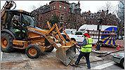 Crews restoring power