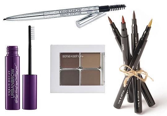 Eyebrow tools