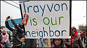 Rallies for Trayvon Martin