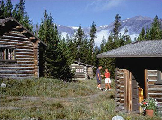 10 family friendly trips to take this summer for Teton cabin rentals